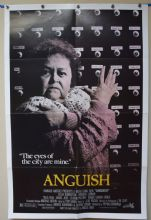 Anguish Horror Poster - US One Sheet